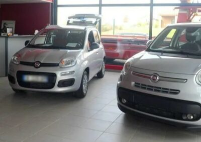 Garage Fiat
