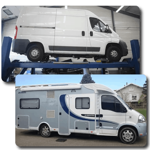 Garage camping-car Saint-Jean-Bonnefonds