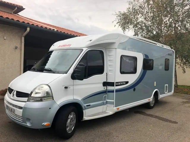 Réparation camping car